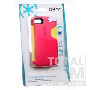Apple iPhone 4 piros hátlap tok