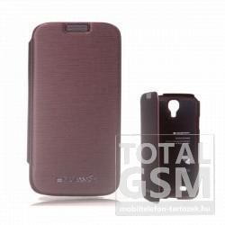 Samsung GT-I9500 Galaxy S4 barna flip tok
