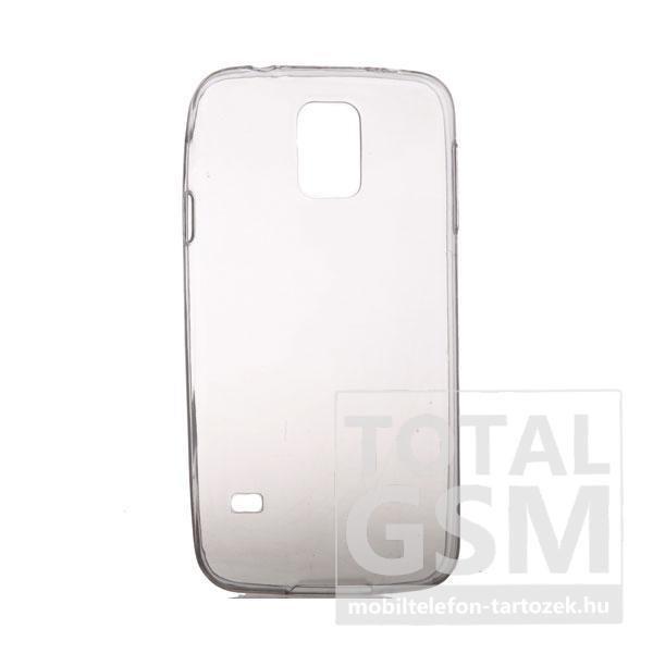 Samsung G900 Galaxy S5 átlátszó szilikon tok