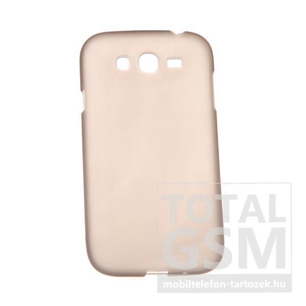 Samsung GT-I9080 Galaxy Grand szürke szilikon tok