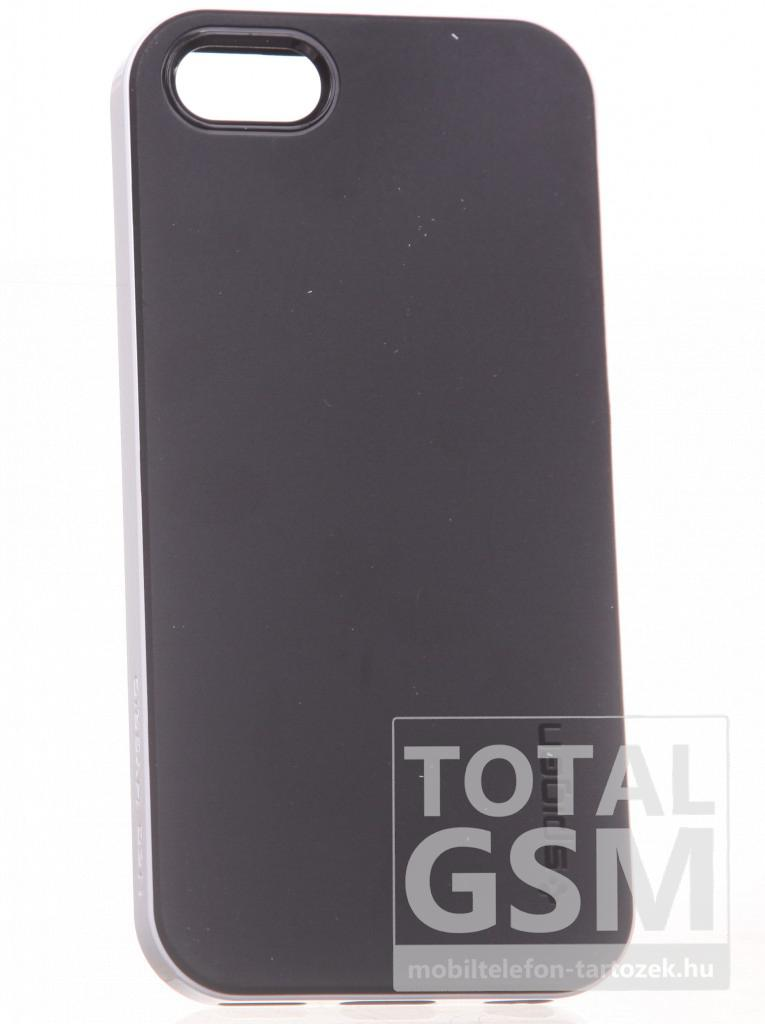 Apple iPhone 5C fekete-fehér kemény tok