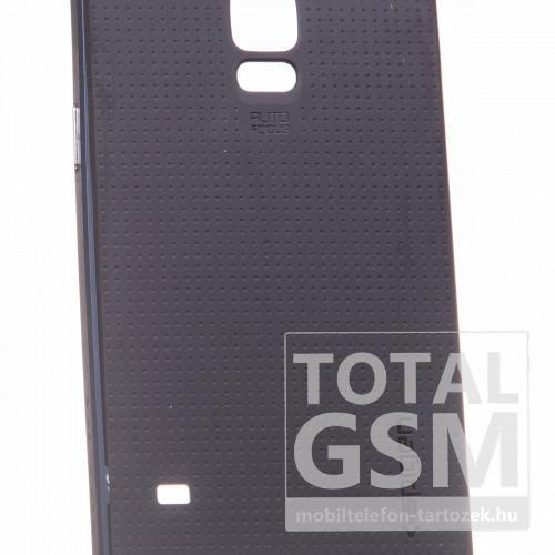 Samsung G900 Galaxy S5 sötétkék-fekete kemény tok
