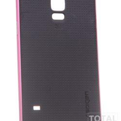Samsung G900 Galaxy S5 fekete-rózsaszín kemény tok