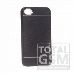 Apple iPhone 4/4S fekete kemény tok