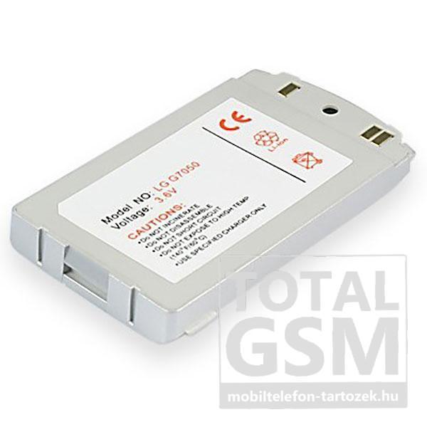 LG G7050 800mAh Li-ion utángyártott akkumulátor