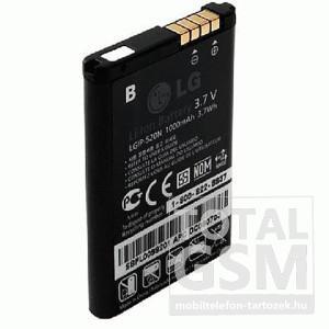 LG GD900 Crystal 1000mAh Li-ion gyári akkumulátor