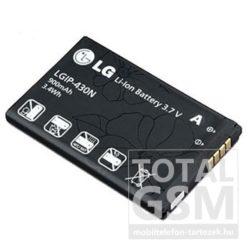 LG GW300 1000mAh Li-ion utángyártott GHOO akkumulátor