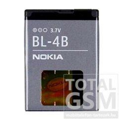 Nokia 6111 / N76 BL-4B 700mAh Li-ion utángyártott akkumulátor