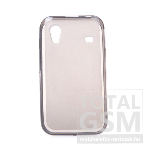 Samsung GT-S5830 Galaxy Ace szürke szilikon tok