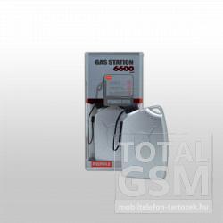Remax vésztöltő PB-7200, ezüst, 7200 mAh