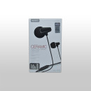 Remax RM-702 Ceramic Headset 3.5mm, Android, fekete