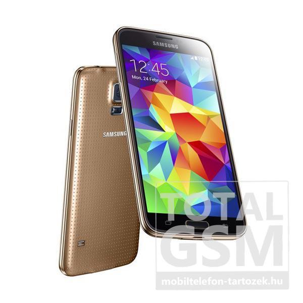 Samsung G800 Galaxy S5 Mini arany mobiltelefon