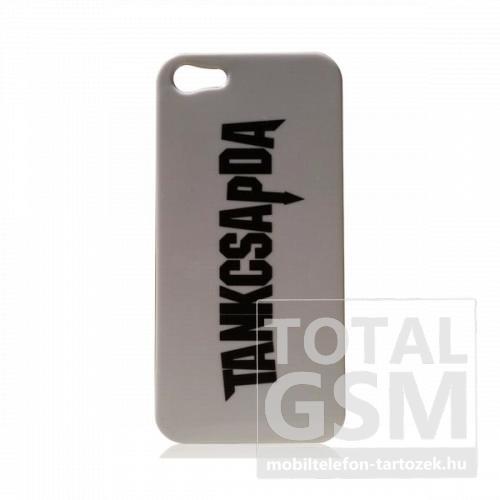 Apple iPhone 5/5S fehér kemény tok