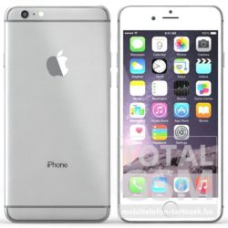 Apple iPhone 6 Plus 64GB ezüst / silver mobiltelefon