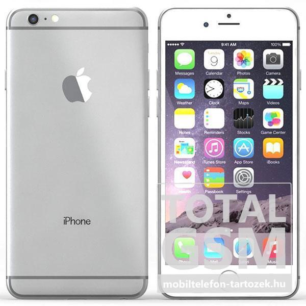 Apple iPhone 6 Plus 64GB ezüst / silver mobiltelefon
