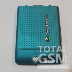 SonyEricsson C702 akkufedél gyári kék