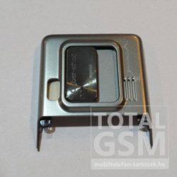 SonyEricsson C702 kamera takaró gyári ezüst
