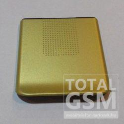 SonyEricsson S500 akkufedél gyári arany