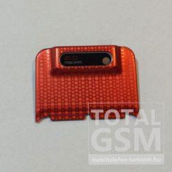 SonyEricsson S500 kamera takaró gyári narancssárga