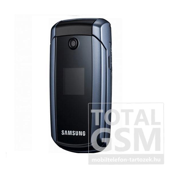 Samsung SGH-J400 előlap gyári kék