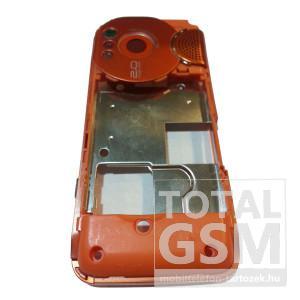 SonyEricsson W610 középrész gyári narancssárga