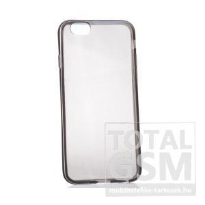 Apple iPhone 6 / 6S szürke szilikon tok