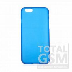 Apple iPhone 6 / 6S kék szilikon tok