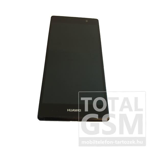 Huawei Ascend P7 16GB fekete mobiltelefon