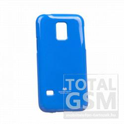 Samsung SM-G800 Galaxy S5 Mini kék JELLY CASE szilikon tok