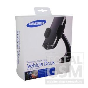 """Samsung autós tartó EE-V200SABEGWW 4""""-5,7"""" gyári fekete"""
