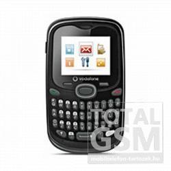 Vodafone 345 fekete mobiltelefon