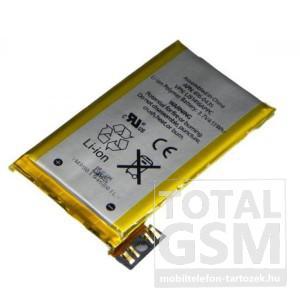 Apple iPhone 3G/3GS 1440mAh LI-Polymer utángyártott akkumulátor