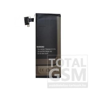 Apple iPhone 4S 1430mAh LI-Polymer utángyártott akkumulátor