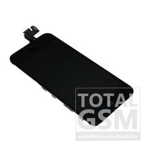 Apple iPhone 5C fekete gyári érintőpanel+LCD