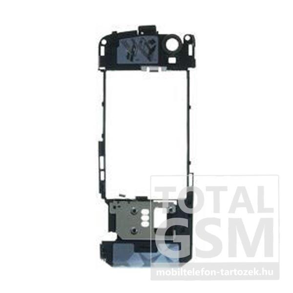 Nokia 5220 gyári bontott fekete középkeret/csörgőhangszóró