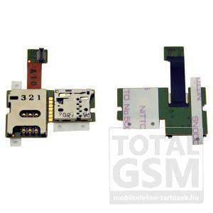 Nokia E51 gyári SIM kártya/memóriakártya olvasó