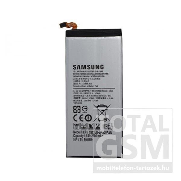 Samsung-Galaxy-A5-A500FU-LTE-2300mAh-LI-Ion-gyári-akkumulátor-G51478