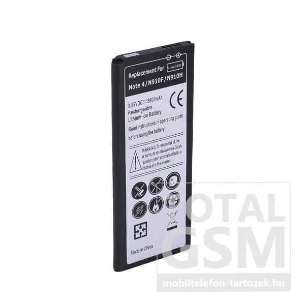 Samsung-Galaxy-Note-4-SM-N910C-2500mAh-LI-Ion-utángyártott-akkumulátor-G50104