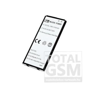 Samsung Galaxy Note Edge SM-N915FY/N915G 3000mAh LI-Ion utángyártott akkumulátor