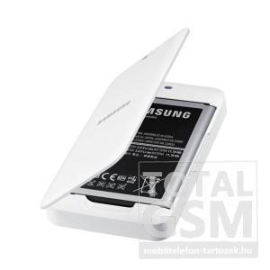Samsung SM-N7505 Galaxy Note 3 Neo akkumulátor töltő fehér 3100mAh eb-kn750bwegww