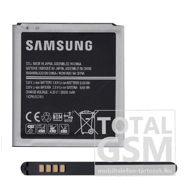 Samsung Galaxy Grand Prime SM-G530F 2600 mAh LI-Ion gyári akkumulátor EB-BG531BBE