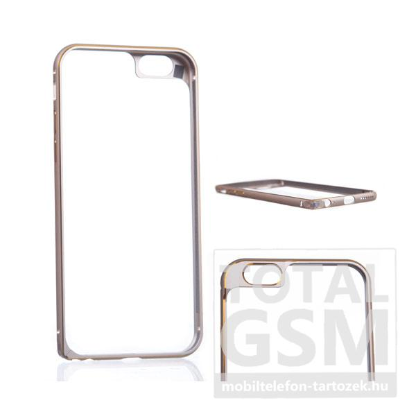 Apple iPhone 6 4.7 / 6S 4.7 arany Casecube bumper tok