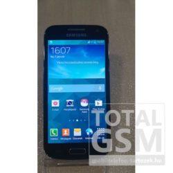 Samsung I9195 Galaxy S4 Mini fekete mobiltelefon