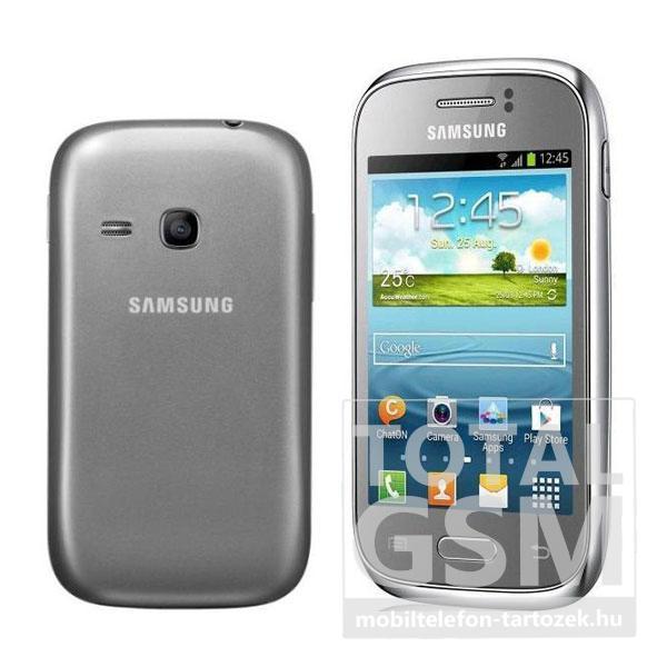 Samsung Galaxy Young GT-S6310 4GB szürke mobiltelefon