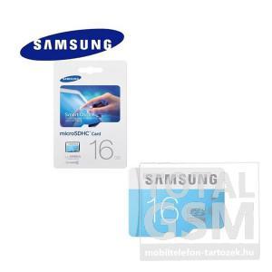 Memóriakártya TransFlash 16 GB microSDHC STANDARD Class 6 adapter nélkül