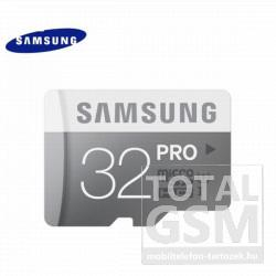Memóriakártya TransFlash 32 GB microSDHC PRO Class 10 UHS-1 adapter nélkül