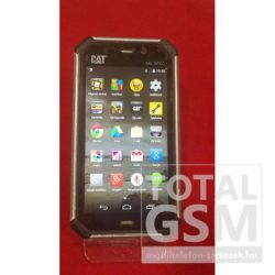 Caterpillar S50 fekete mobiltelefon