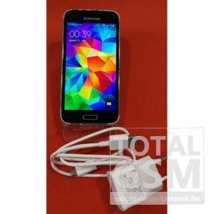 Samsung G800F Galaxy S5 Mini fekete mobiltelefon