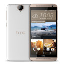 HTC One E9 Plus LTE Dual SIM ezüst mobiltelefon
