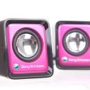 SonyEricsson MPS-70 gyári rózsaszín külső hordozható hangszóró